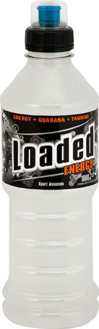 Loaded Sports Drink - Sports Assassin 1L (12 Pack)