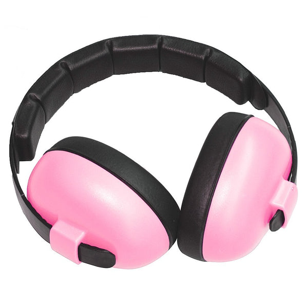 Banz Mini Earmuffs - Pink