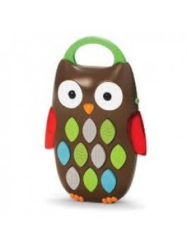 Skip Hop Explore & More Musical Owl Phone