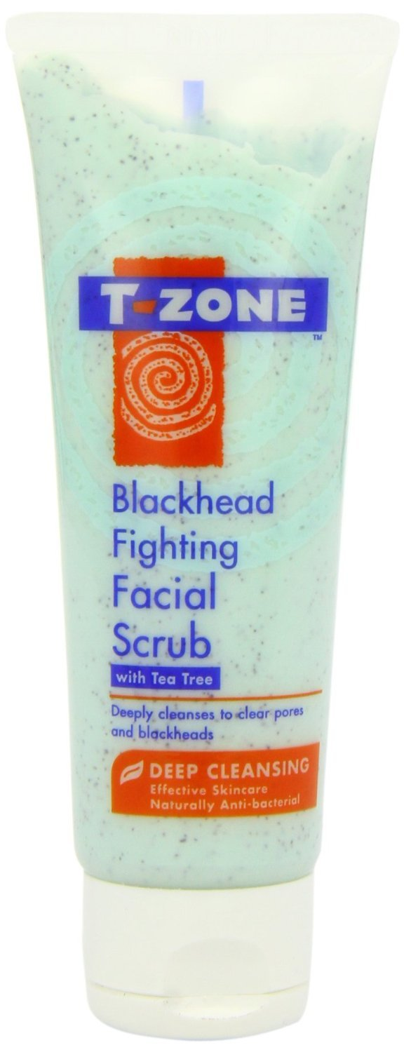 T-Zone Blackhead Facial Scrub (75ml)