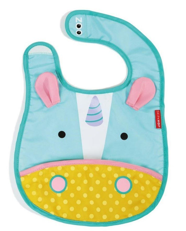 Skip Hop: Zoo Bib - Unicorn