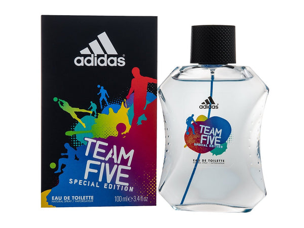 Adidas - Team Five for Men (100ml EDT)