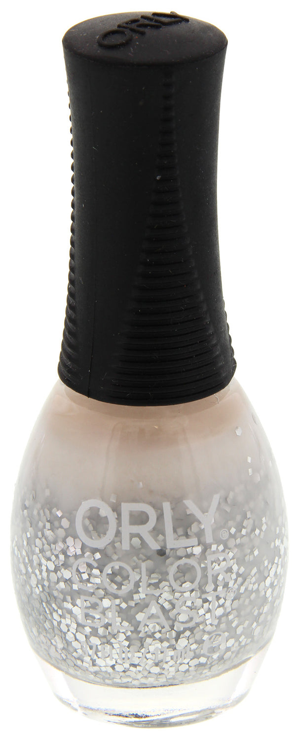 Orly Color Blast Chunky Glitter Nail Color - Milky (11ml)