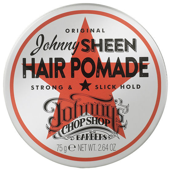 Johnny's Chop Shop - Johnny Sheen Hair Pomade (75g)