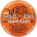 Johnny's Chop Shop - Wild Cat Hair Clay (70g)