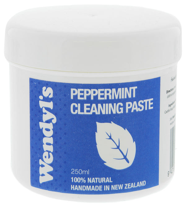 Peppermint Paste Cleaner 250ml - Wendyl's Green Goddess