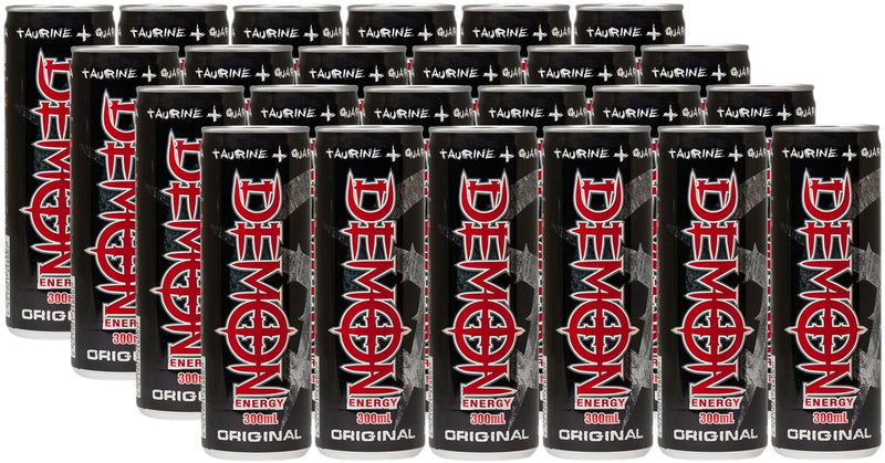 Demon Energy - Original 300ml (24 Pack)