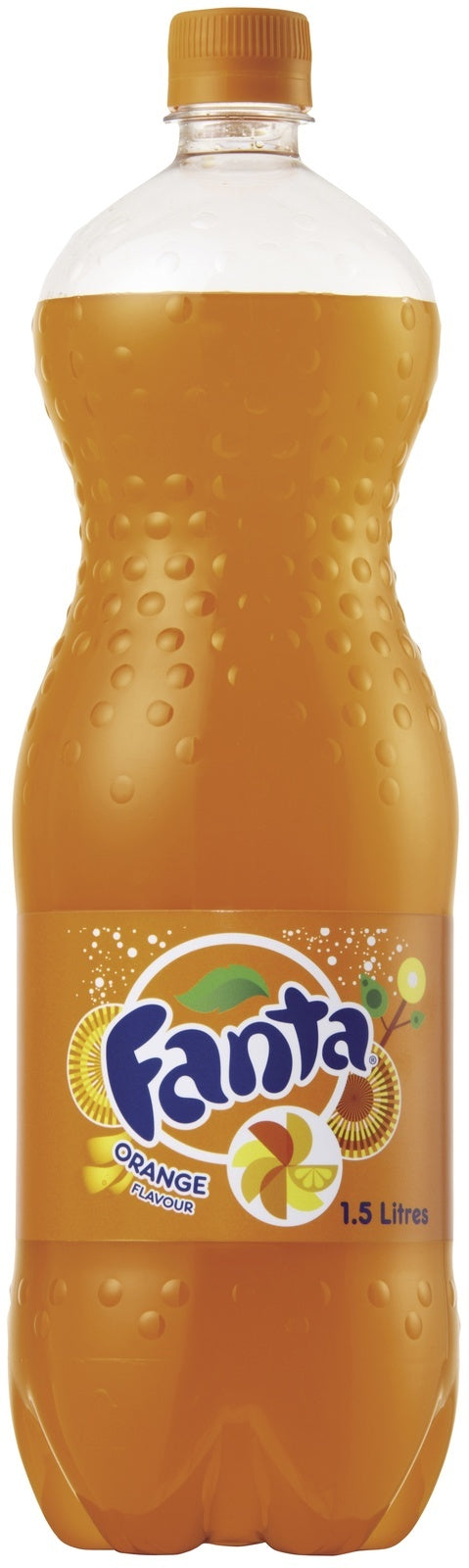 Fanta Soft Drink Orange 1.5l (8 Pack)
