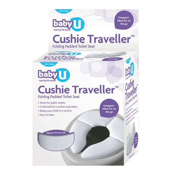 Baby U Cushie Traveller Folding Padded Toilet Seat