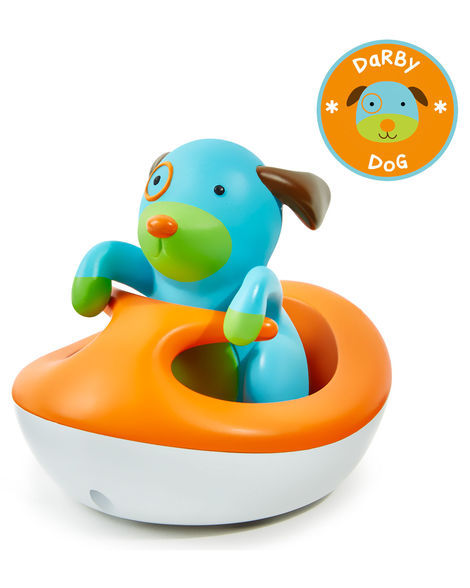Skip Hop: Zoo Rev-up Dog Wave Rider