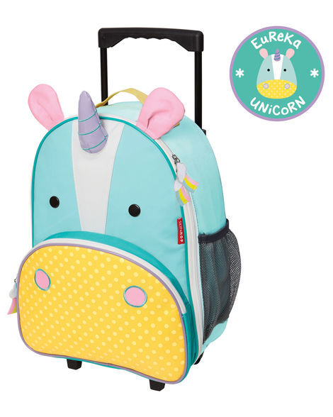 Skip Hop: Zoo Luggage - Unicorn