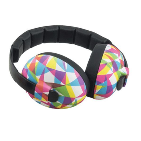 Banz Mini Earmuffs - Geo