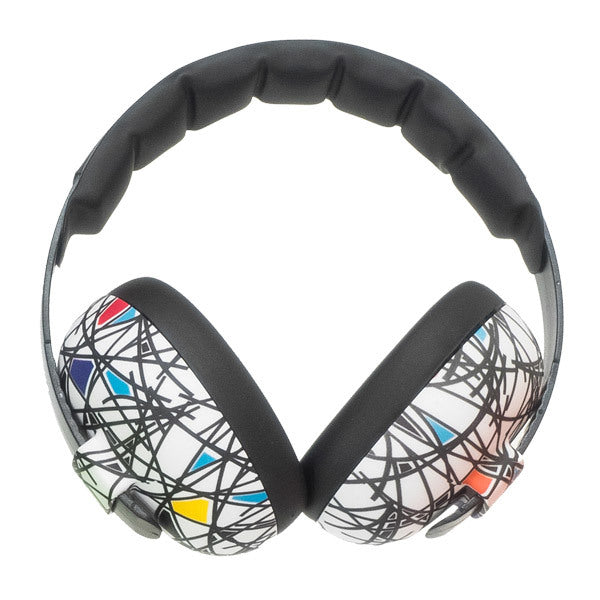 Banz Mini Earmuffs - Squiggle