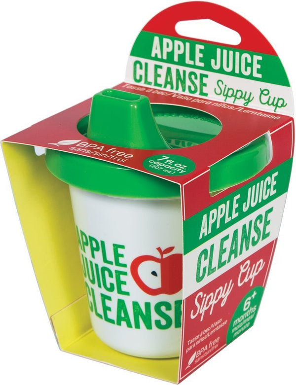 Gama-Go: Apple Juice Cleanse - Sippy Cup