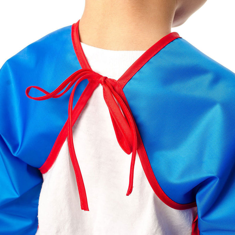 Bumkins Costume Sleeved Bib - Wonder Woman