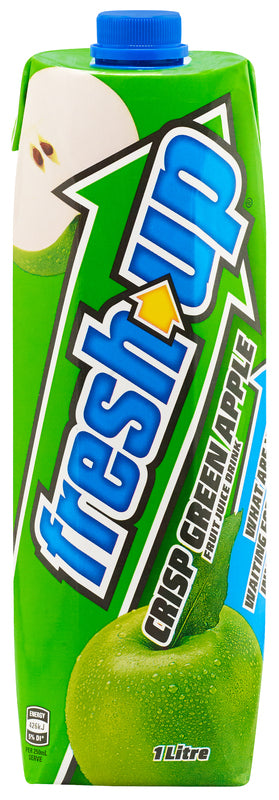 Fresh Up Prisma Crisp Apple 1L (12 Pack)