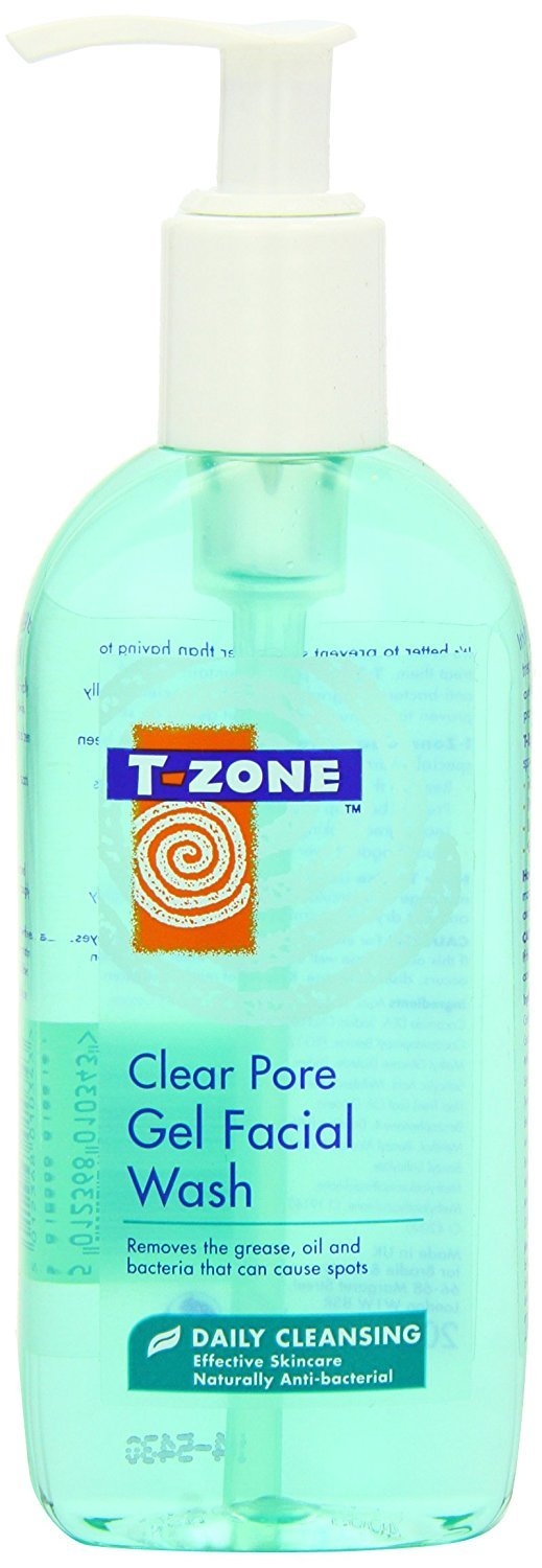 T-Zone Clear Pore Gel Facial Wash (200ml)
