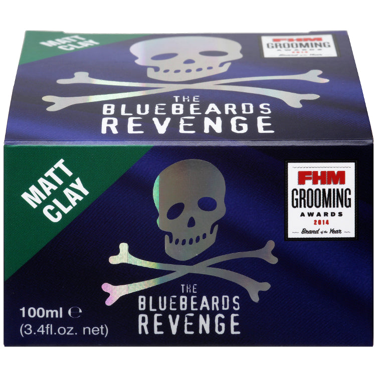 Bluebeards Revenge - Matt Clay (100ml)