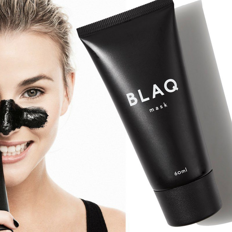 Blaq Activated Charcoal Mask (60ml)