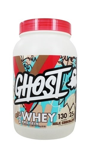 Ghost Lifestyle Whey Protein Powder - Chocolate (924g)