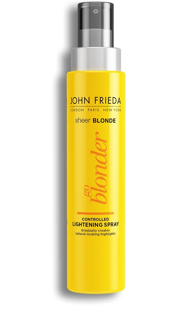 John Frieda Sheer Blonde Go Blonder Lightening Spray (103ml)