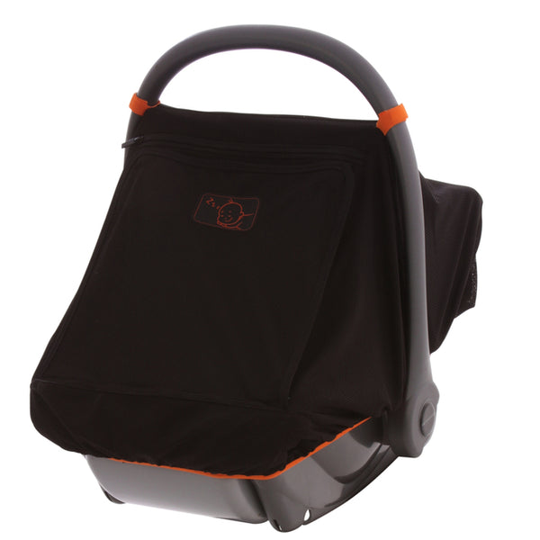 SnoozeShade Infant Carseat Blackout Shade