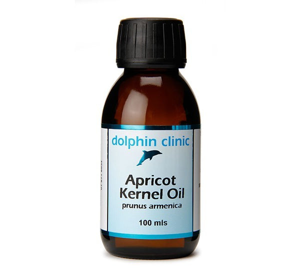 Dolphin Clinic Carrier / Healing Oils - Apricot Kernel Oil (100ml)