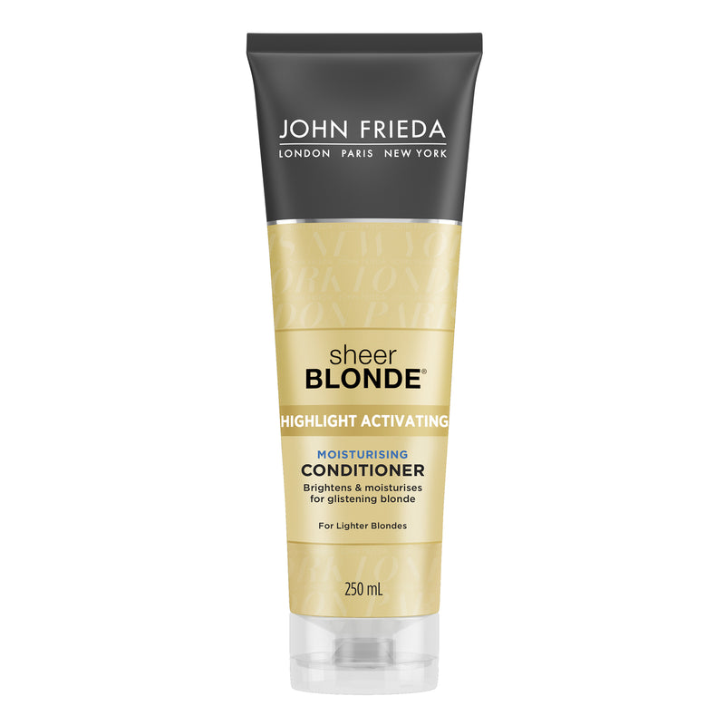 John Frieda Sheer Blonde Moisturising Conditioner - Lighter Shades (250ml)