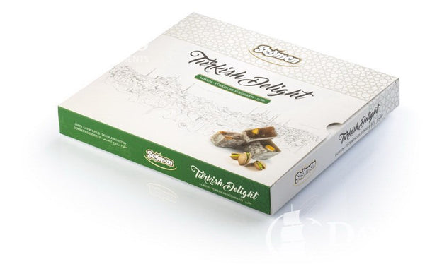 Segmen Turkish Delight - Pistachio (500g)