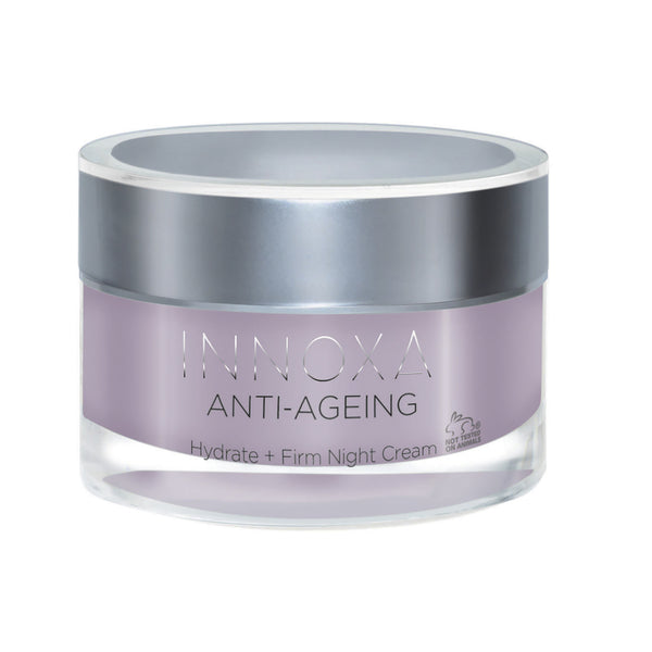 Innoxa Anti-Aging Hydrate + Firm Night Cream (50ml)