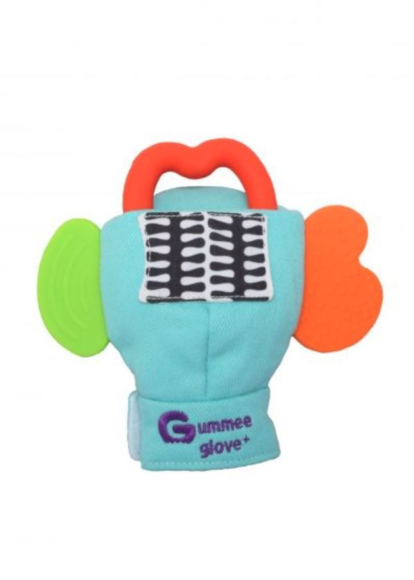 Gummee Glove for Teething Baby (6 Months Plus)