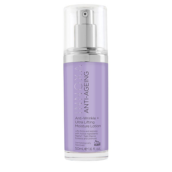 Innoxa: Anti-Ageing Anti-Wrinkle + Ultra Lifting Moisture Lotion (50mL)