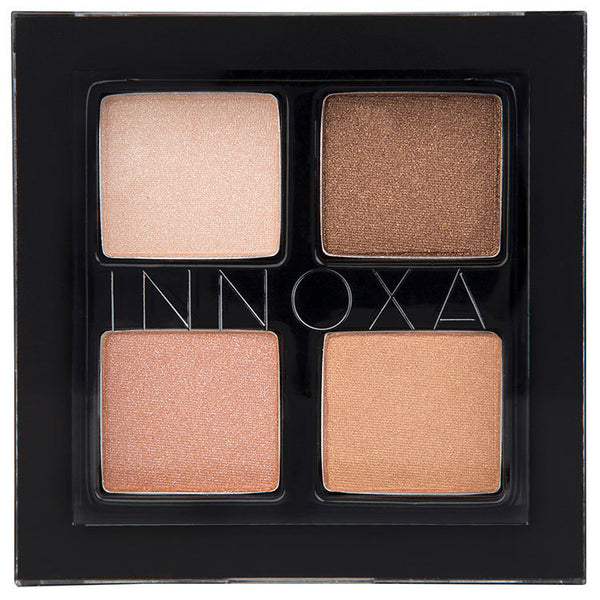 Innoxa: Eye Shadow Quad - Peach Perfection