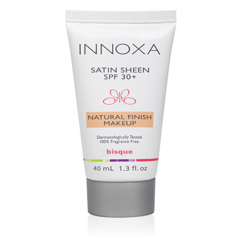 Innoxa: Satin Sheen SPF30 Foundation - Bisque (40mL)