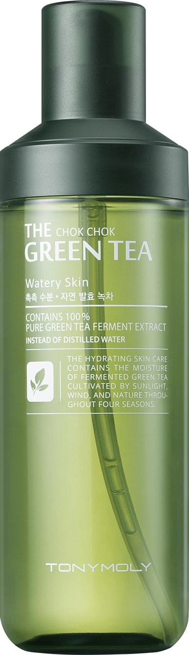 Tony Moly: The Chok Chok Green Tea - Watery Skin Toner