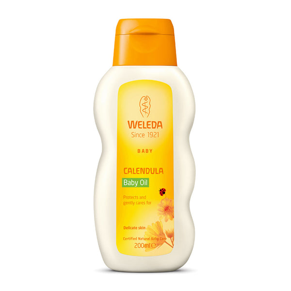 Weleda: Calendula Baby Oil (200ml)