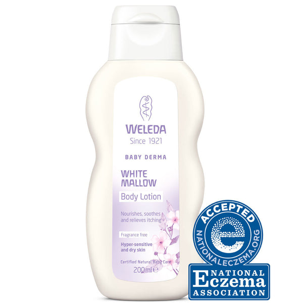 Weleda: White Mallow Body Lotion (200ml)
