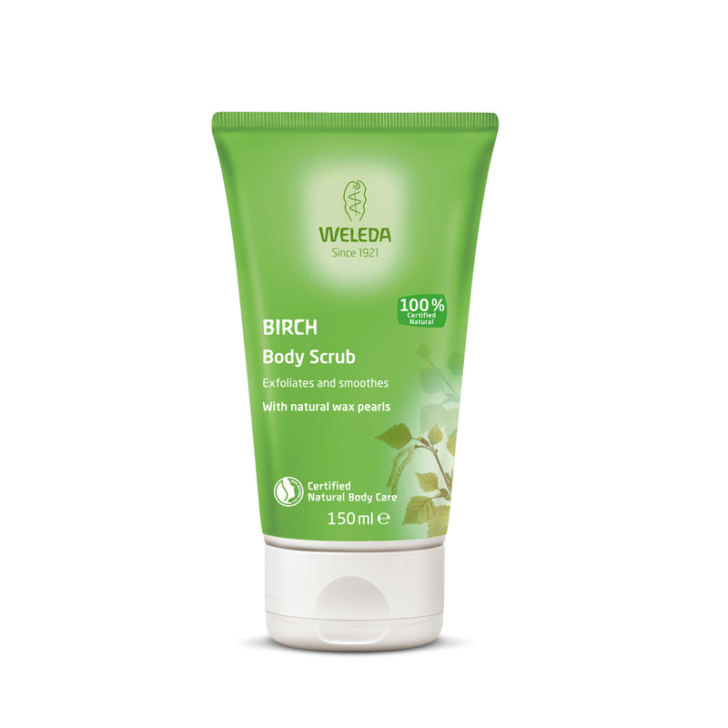 Weleda: Birch Body Scrub (150ml)