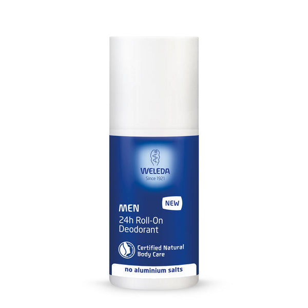 Weleda: Men 24 Hour Roll-On Deodeorant (50ml)