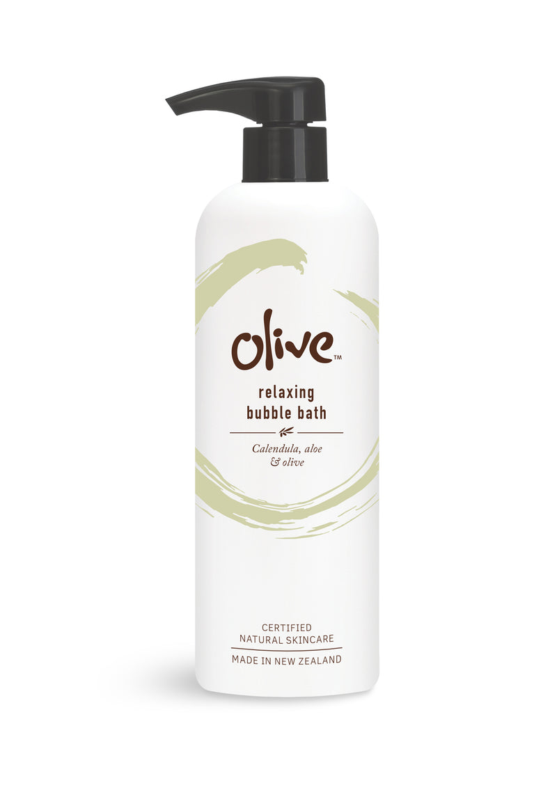 Olive: Relaxing Bubble Bath (200ml)