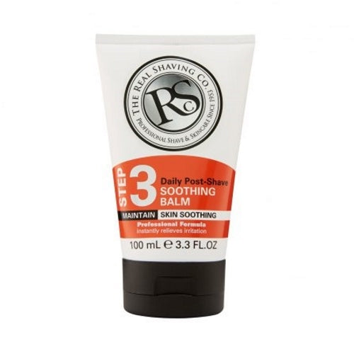 Real Shaving Co.: Daily Post-Shave Soothing Balm (100ml)