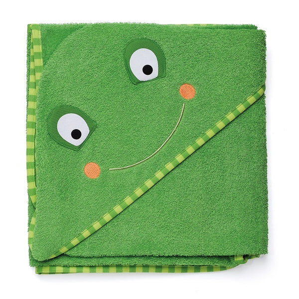 Skip Hop: Hooded Towel - Frog
