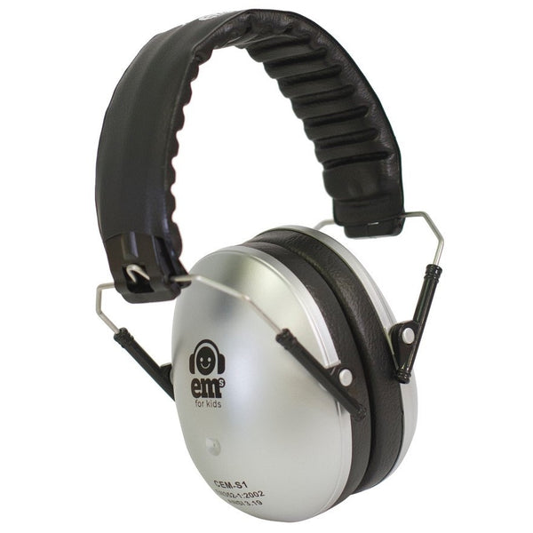 Em's for Kids: EarMuffs - Silver