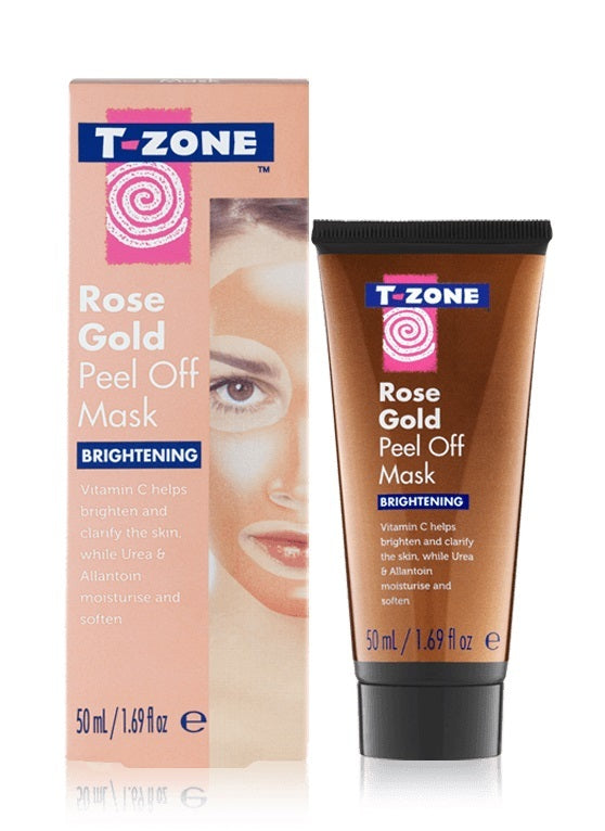 T-Zone: Rose Gold Peel Off Mask (50ml)