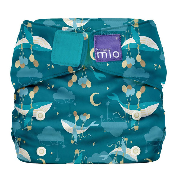 Bambino Mio: Miosolo All-in-One Nappy - Sail Away