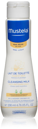 Mustela: Cleansing Milk (200ml)