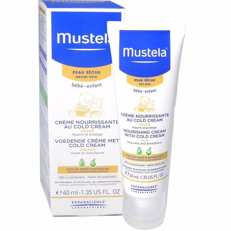Mustela: Cold Cream (40ml)