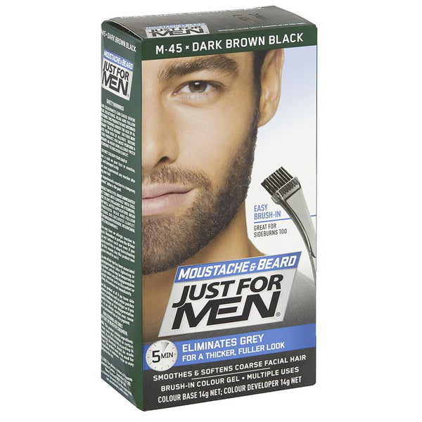 Just For Men Moustache & Beard Colour - Dark Brown