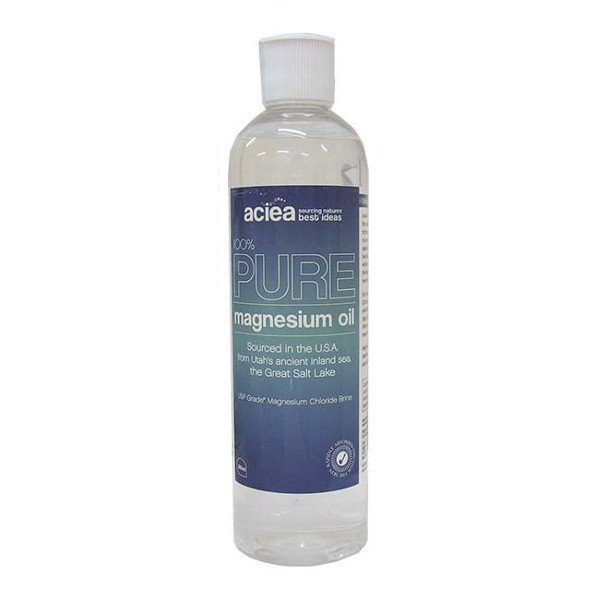 Aciea 100% Pure Magnesium Oil (118ml)