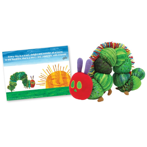 Very Hungry Caterpillar: 50th Anniversary Plush